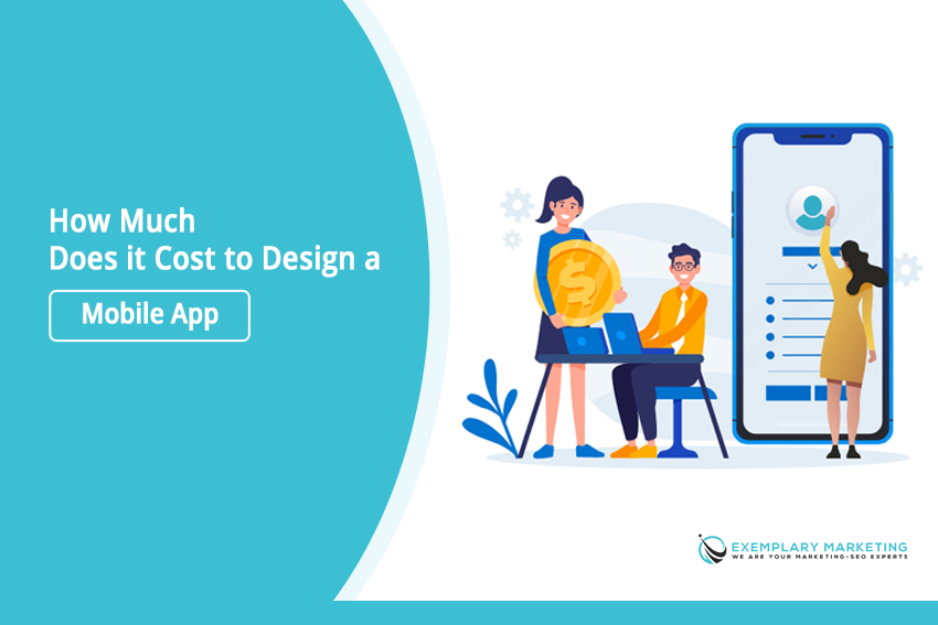 How Much Does it Cost to Design a Mobile App