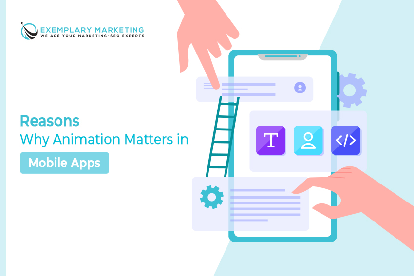 Reasons Why Animation Matters in Mobile Apps