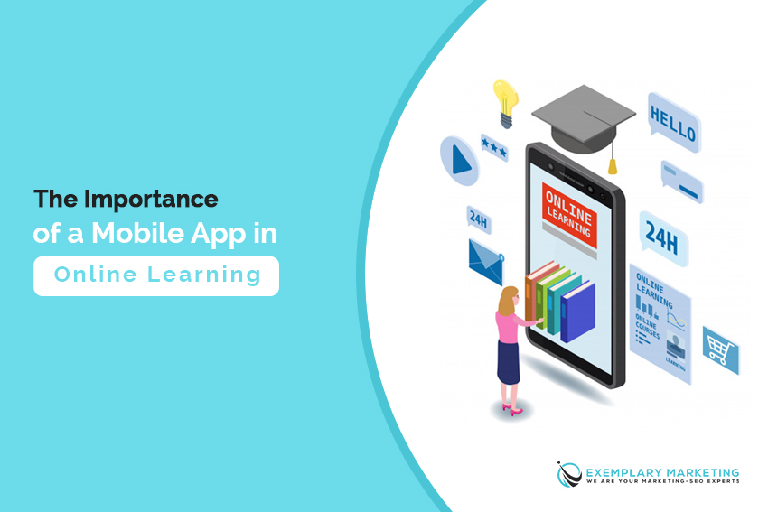The Importance of a Mobile App in Online Learning