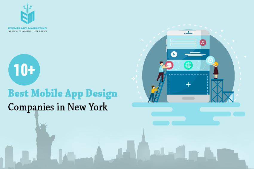 10 Best Mobile App Design Companies in New York