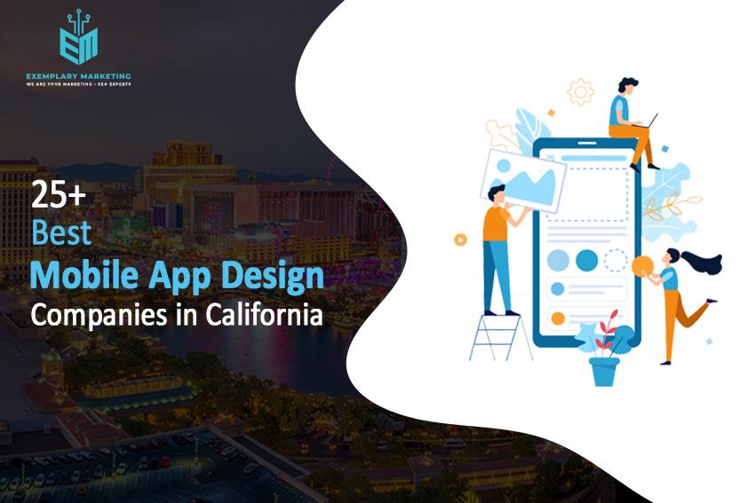 25 Best Mobile App Design Companies in California