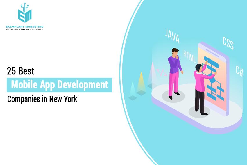 25 Best Mobile App Development Companies in New York