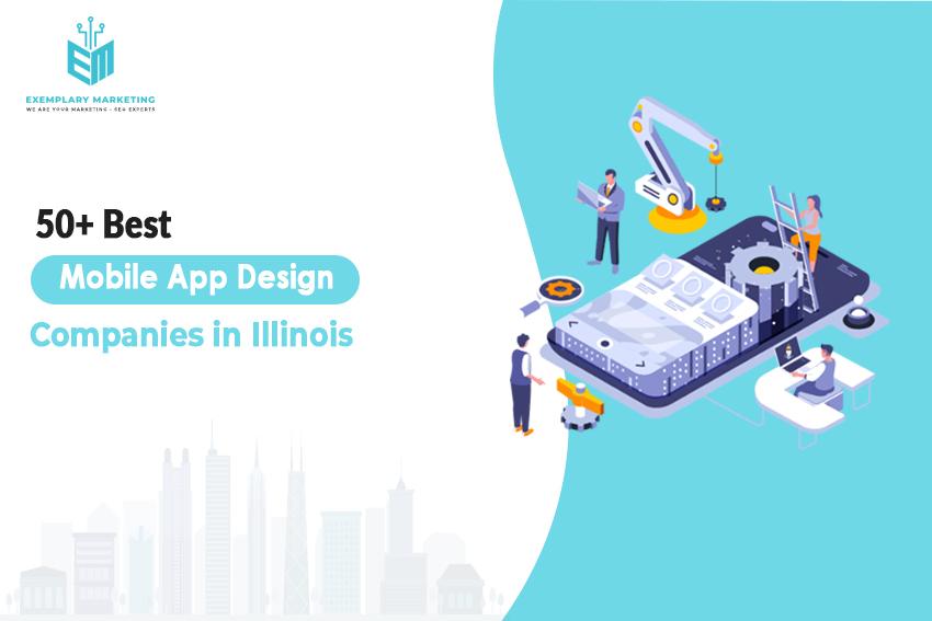 50 Best Mobile App Design Companies in Illinois