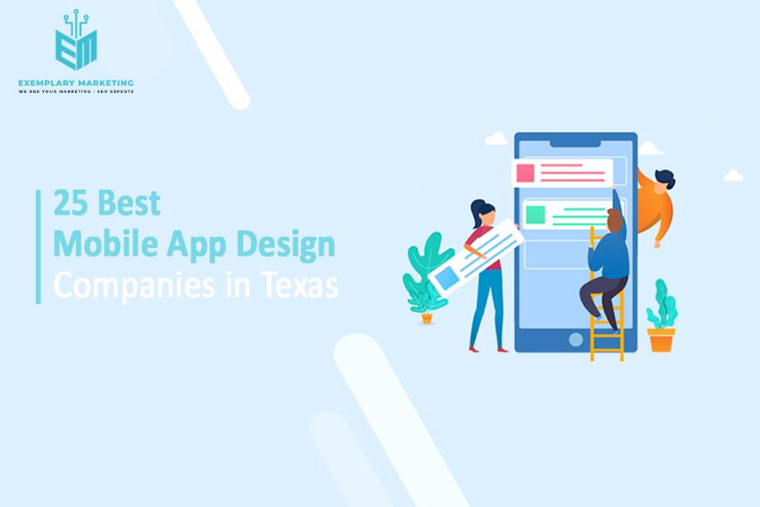 25 Best Mobile App Design Companies in Texas