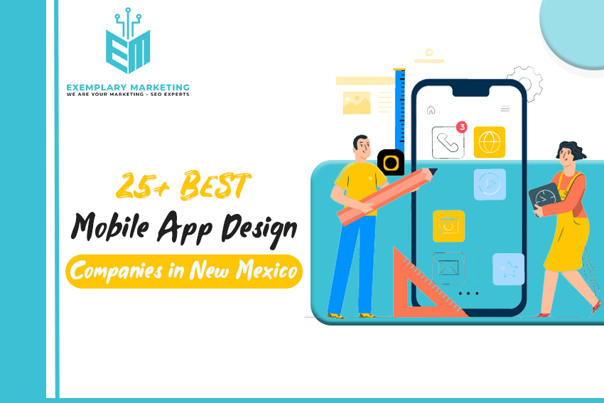 25 Best Mobile App Design Companies in New Mexico