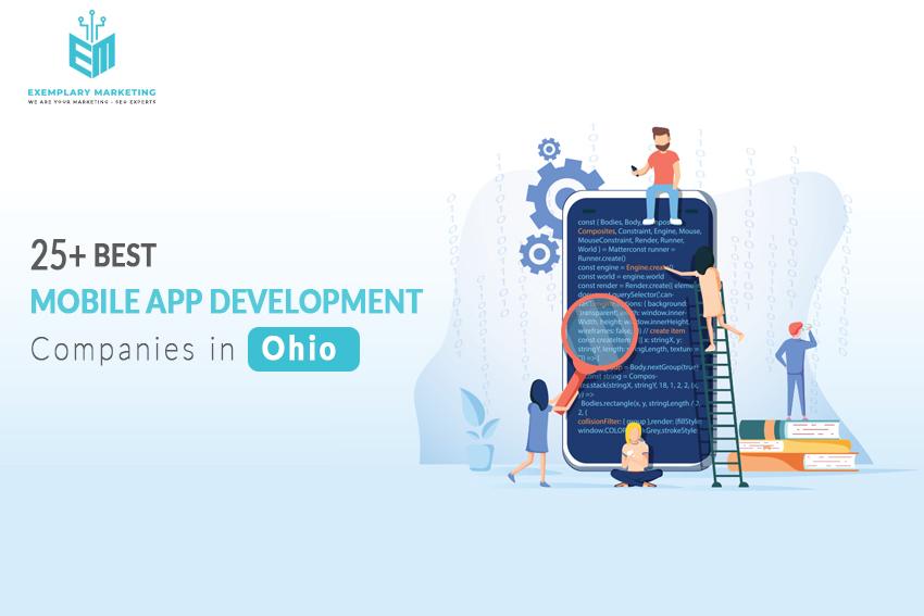 25 Best Mobile App Development Companies In Ohio