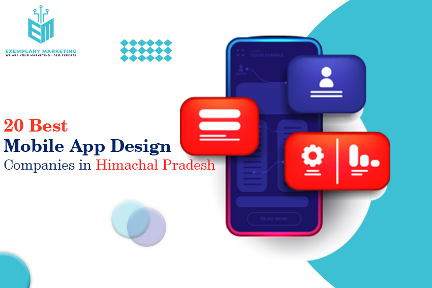 20 Best Mobile App Design Companies In Himachal Pradesh