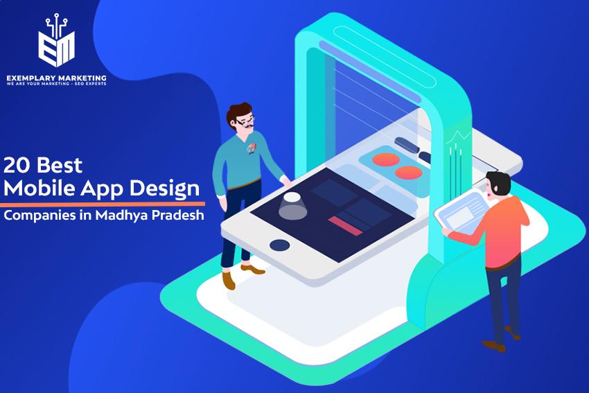 20 Best Mobile App Design Companies in Madhya Pradesh