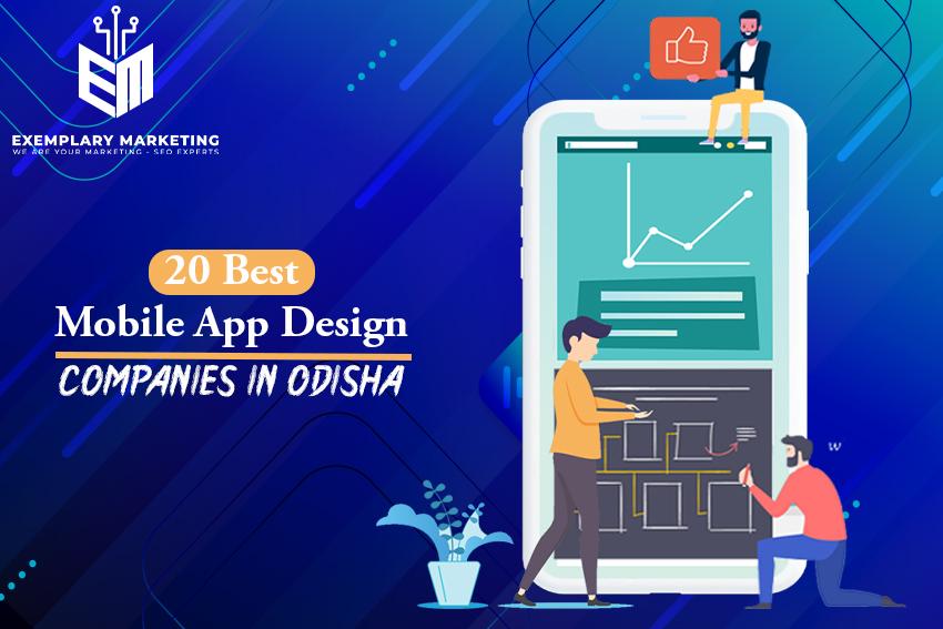 20 Best Mobile App Design Companies in Odisha