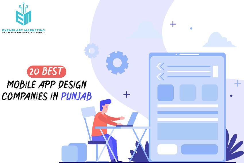 20 Best Mobile App Design Companies in Punjab