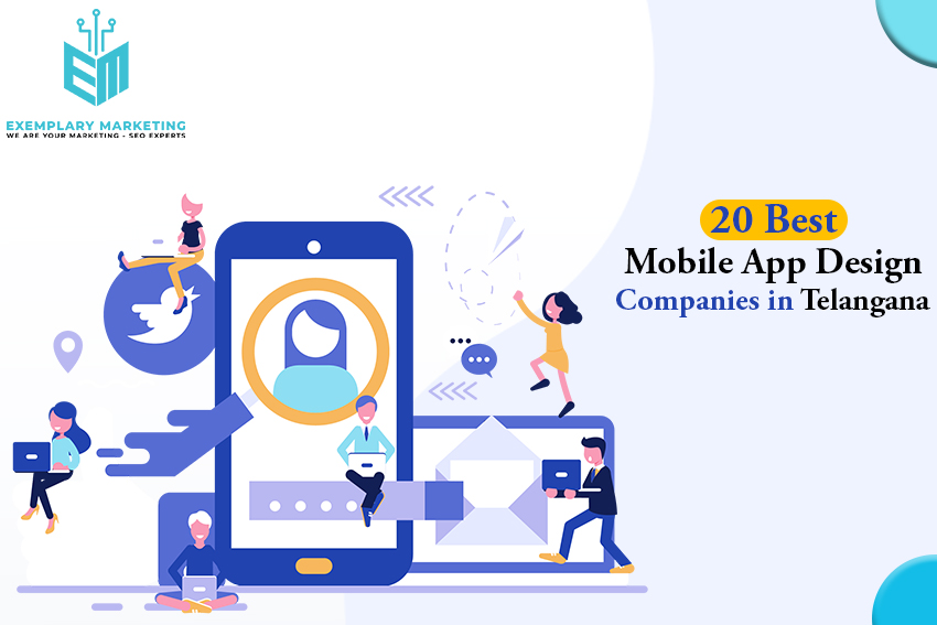 20 Best Mobile App Design Companies in Telangana