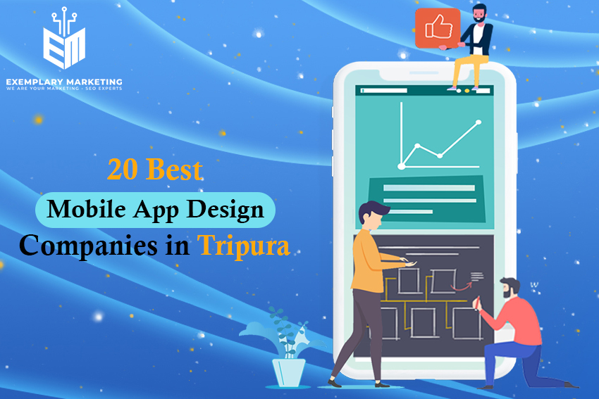20 Best Mobile App Design Companies in Tripura