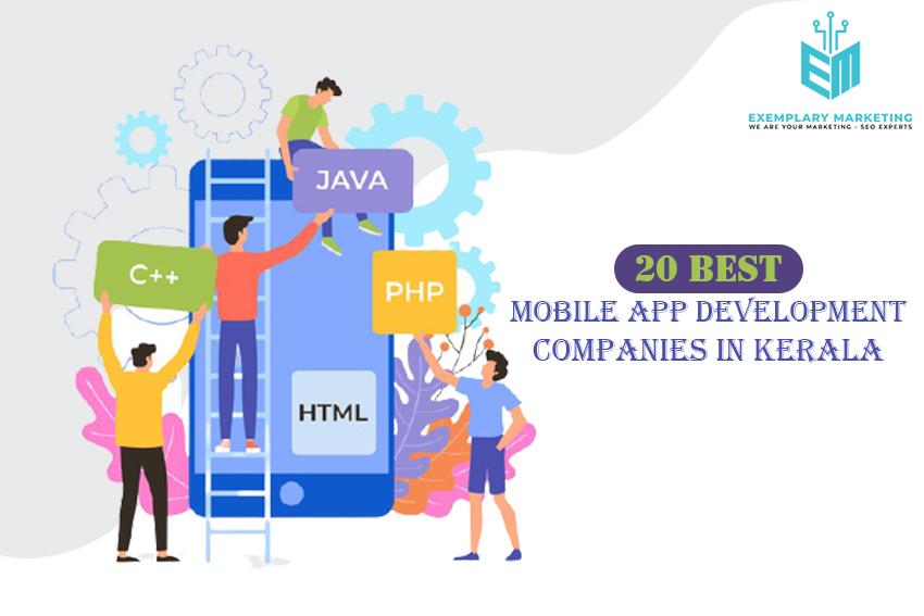 20 Best Mobile App Development Companies in Kerala