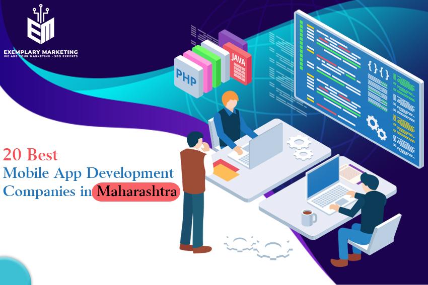 20 Best Mobile App Development Companies in Maharashtra