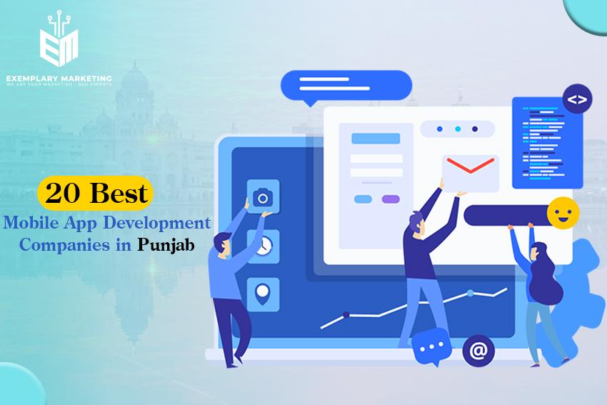 20 Best Mobile App Development Companies in Punjab