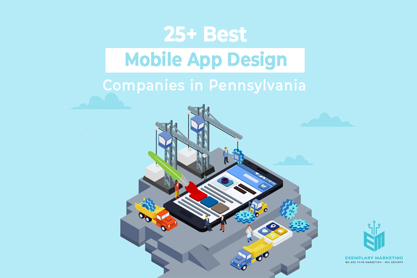25 Best Mobile App Design Companies in Pennsylvania