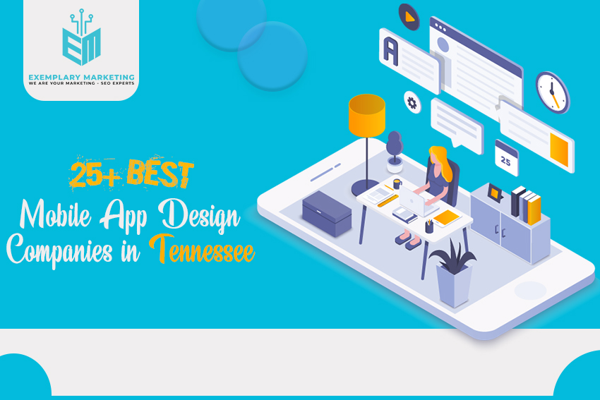 25 Best Mobile App Design Companies in Tennessee