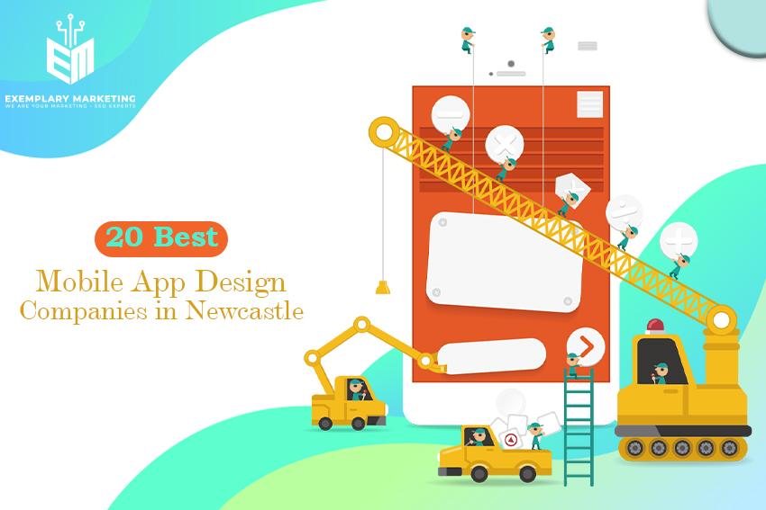20 Best Mobile App Design Companies In Newcastle