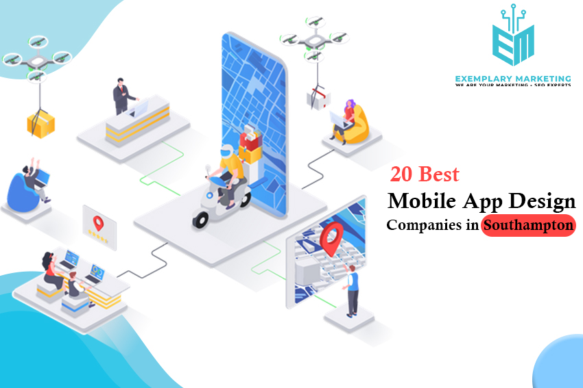 20 Best Mobile App Design Companies In Southampton