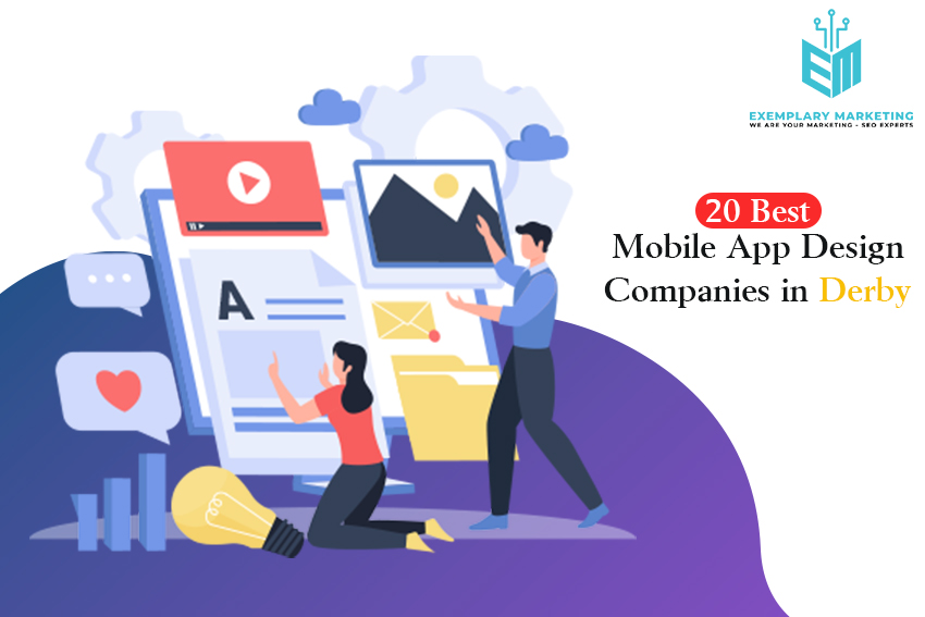 20 Best Mobile App Design Companies in Derby