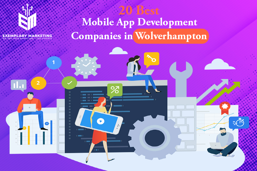 20 Best Mobile App Development Companies in Wolverhampton