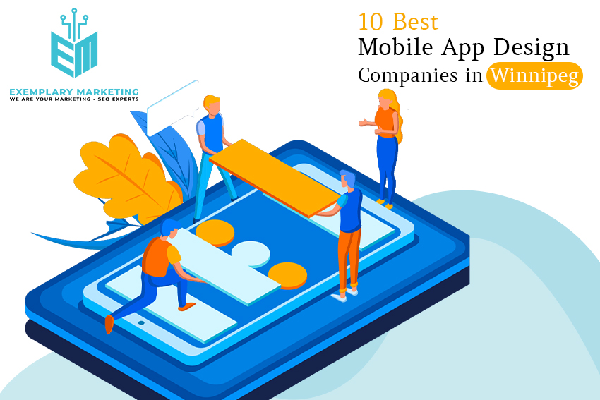 10 Best Mobile App Design Companies in Winnipeg