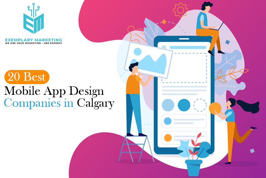 20 Best Mobile App Design Companies in Calgary