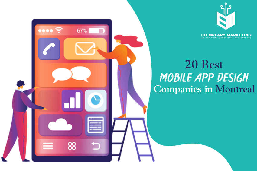 20 Best Mobile App Design Companies in Montreal
