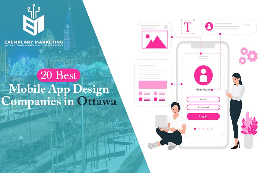 20 Best Mobile App Design Companies in Ottawa