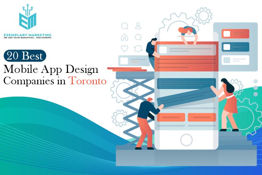 20 Best Mobile App Design Companies in Toronto