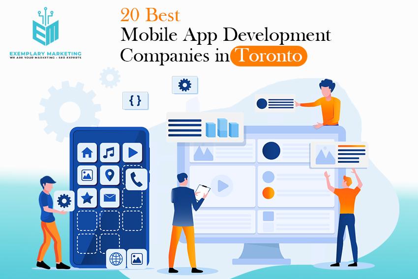 20 Best Mobile App Development Companies in Toronto