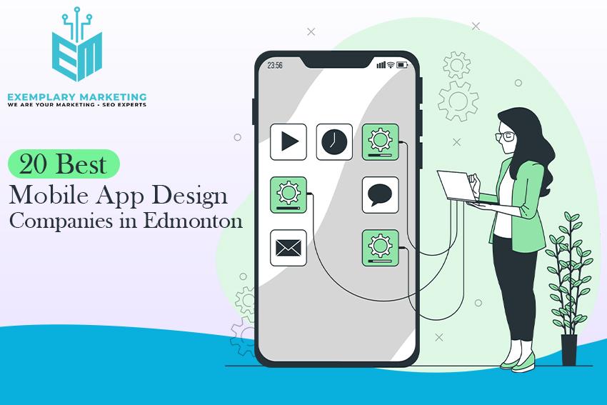 Best Mobile App Design Companies in Edmonton