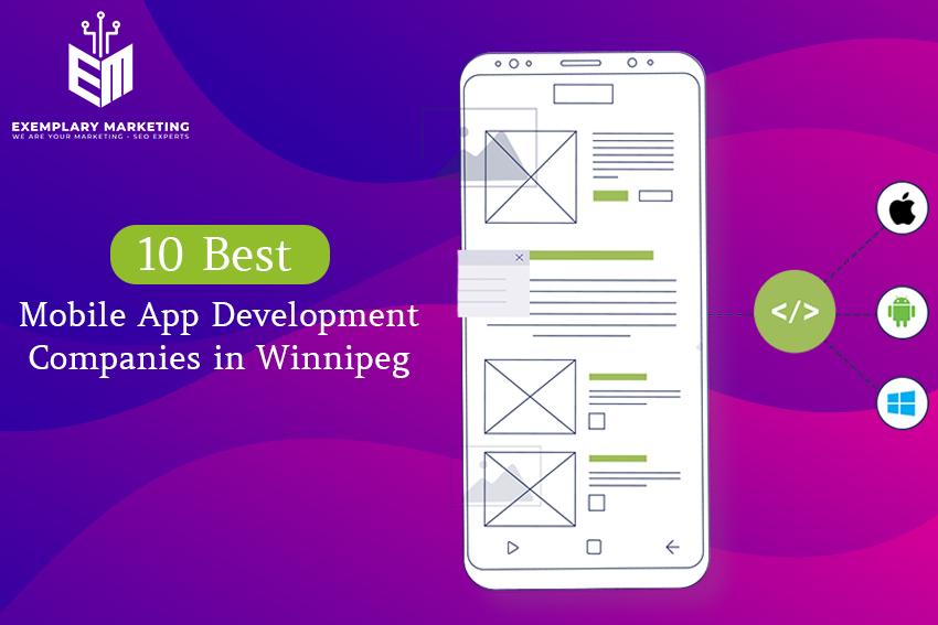 Best Mobile App Development Companies in Winnipeg 1