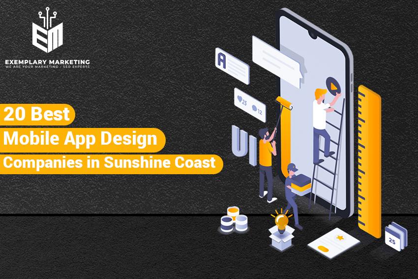 20 Best Mobile App Design Companies in Sunshine Coast