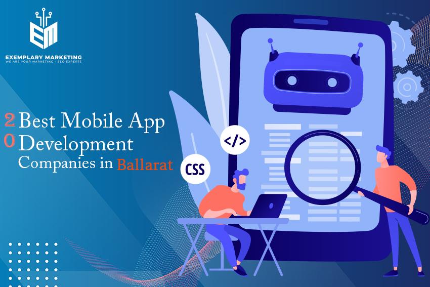 20 Best Mobile App Development Companies In Ballarat