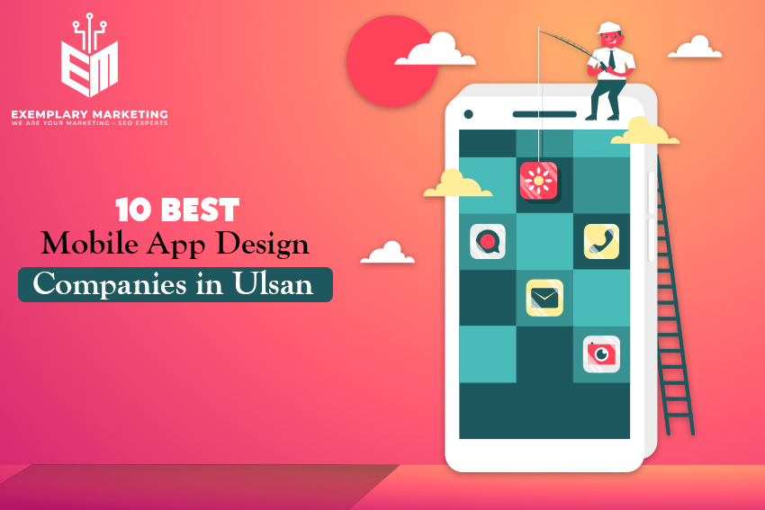 10 Best Mobile App Design Companies In Ulsan