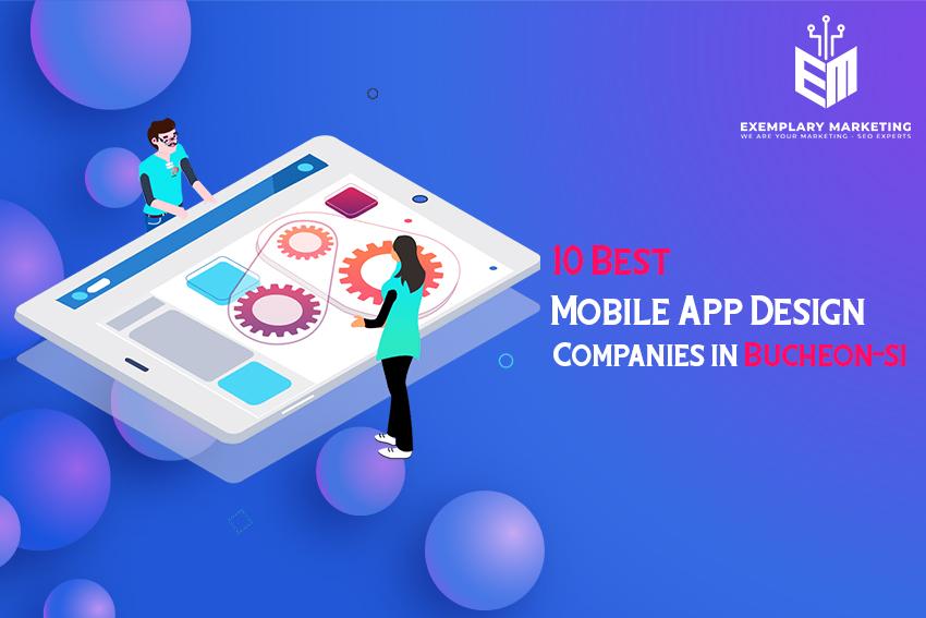 10 Best Mobile App Design Companies in Bucheon si