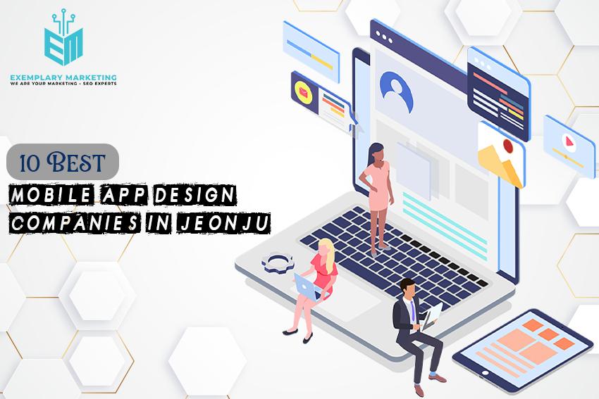 10 Best Mobile App Design Companies in Jeonju